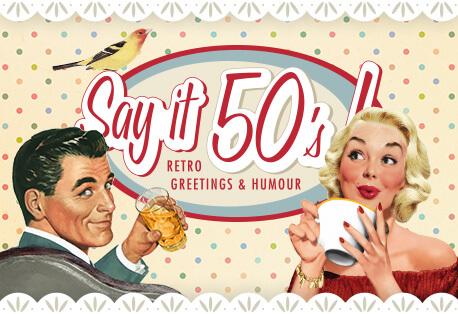 Say it 50's